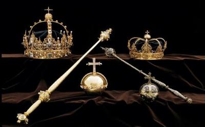 Second Swede jailed for royal jewels heist