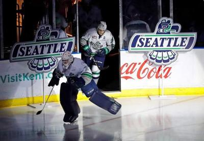 Whl S Thunderbirds Silvertips Open To Nhl Joining Seattle Hockey