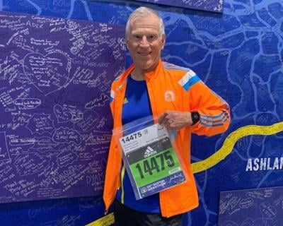 Oatmeal, protein and rest are key for Canadian 80-and-over Boston Marathon champion