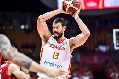 Gasol didn't think twice about suiting up for Spain soon after Raptors season