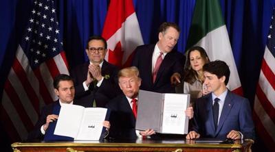 Lighthizer celebrates USMCA, promises enforcement as trade deal comes into force