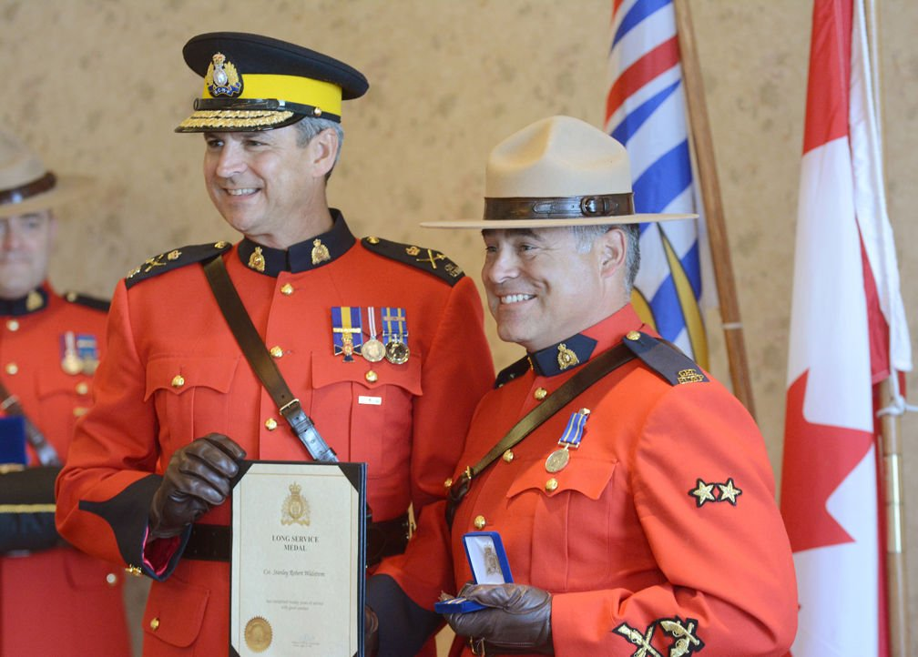 RCMP Recognition Ceremony | News | kelownadailycourier.ca
