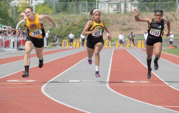 Kelowna teen fastest in B.C.
