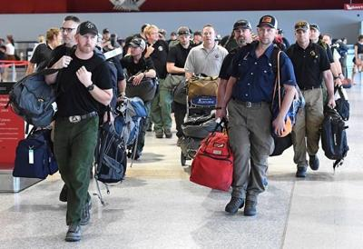 Another 69 Canadians headed to help fight bushland fires in Australia