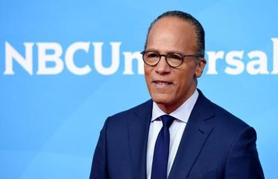 Lester Holt, colleagues to moderate first Democratic debate