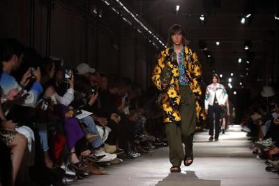 Sheer spectacle: Paris is the real star of menswear shows