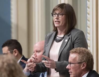 Quebec junior cabinet minister Marie-Ève Proulx resigns over harassment allegations
