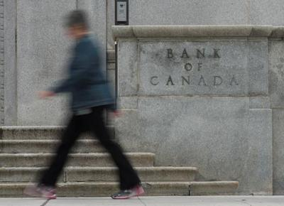 Bank of Canada cuts key interest rate target while Libs up wage subsidy