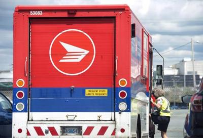 Canada Post swings to Q1 loss despite 10 per cent growth in parcels revenues