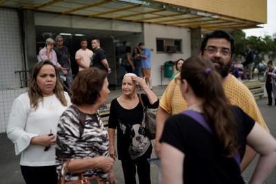 Fire at hospital in Brazil kills 11 people, many elderly