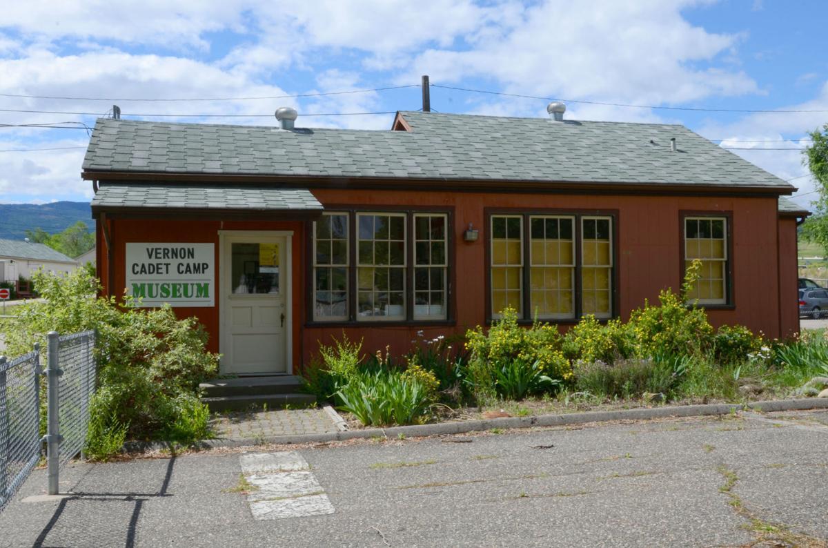 Cadet camp museum