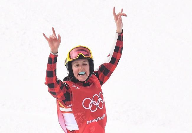 Canada's Kelsey Serwa retires from ski cross racing an Olympic champion