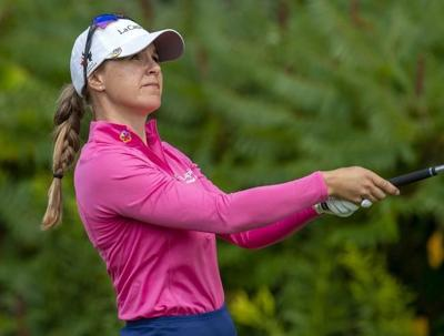Canadian Anne-Catherine Tanguay taking a year off from pro golf
