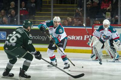 Rockets Suffer Loss To Silvertips Ahead Of Today S Trade Deadline