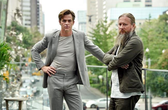 Chris Pine and David Mackenzie reunite for 'Outlaw King