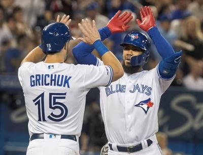 Tellez and Hernandez homer as Blue Jays dump slumping Red Sox 8-0