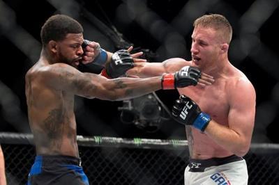 UFC lightweights Gaethje, Cowboy Cerrone 'enemies' heading into Vancouver tilt