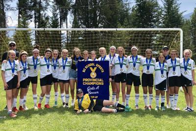 Mustangs Senior Girls Soccer