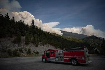 No evidence freight train set off wildfire in Lytton, B.C.: safety board