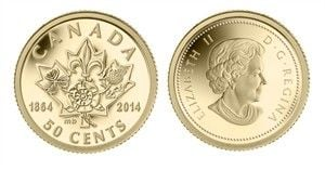 Mint unveils coin marking 150th anniversary of Charlottetown, Quebec Conferences