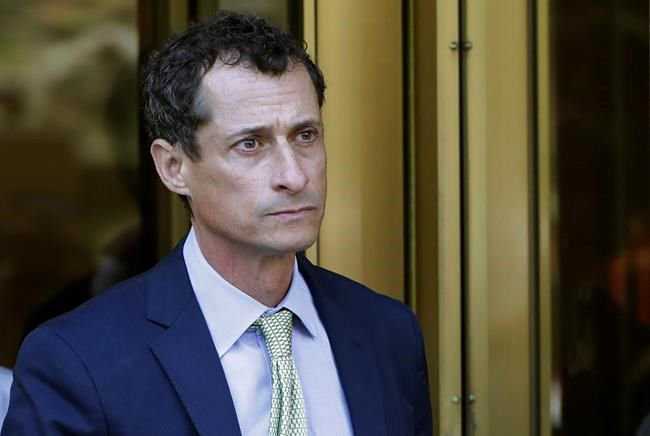 Anthony Weiner sentenced to 21 months in prison for sexting scandal
