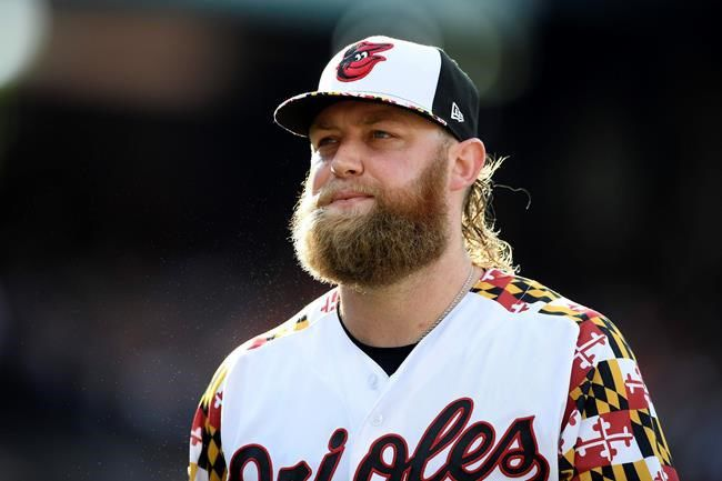 Red Sox get RHP Cashner from Orioles for 2 minor leaguers