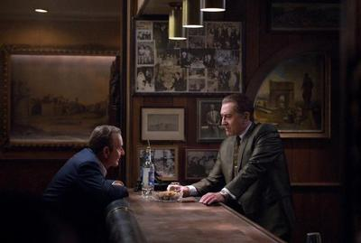 'Irishman' named best picture by National Board of Review