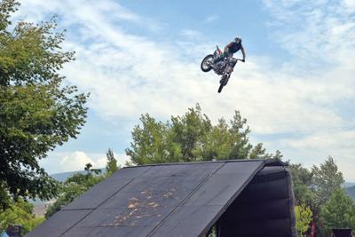 Peach Festival motocross