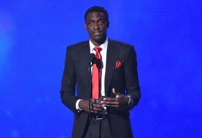 Toronto Raptors' Pascal Siakam captures most improved player award