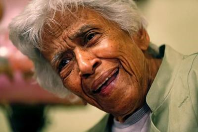 Family, fans gather for funeral of creole queen Leah Chase