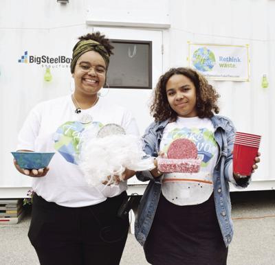 Project repurposes Kelowna high school's plastic garbage