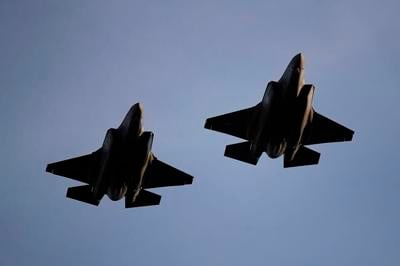 Canada pays another US$71M for F-35 development