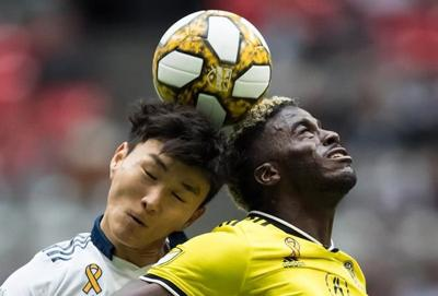 Vancouver Whitecaps looking to spoil Columbus Crew's playoff ambitions