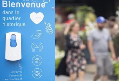 Quebec reports more than 100 new, daily COVID-19 cases for first time since July 6