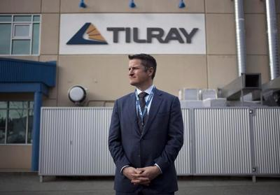 Tilray shares up 11% on deal to merge with biggest shareholder