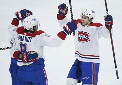 Injured Canadiens forward Jake Evans progressing, will travel to Vegas: coach