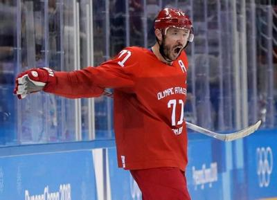 6360f3a0 Russian forward Ilya Kovalchuk returns to NHL with LA Kings ...