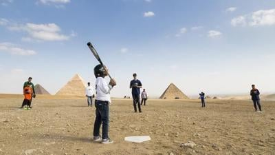 First Egyptian youth baseball league using program from Canada to teach game