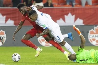Canada says spitting incident triggered bad blood in World Cup win over Panama