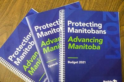Pandemic spending, tax reductions: Some highlights of Manitoba's 2021-22 budget