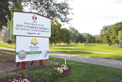 Vancouver's Nonie Marler Day 1 leader at Canadian Women's Mid-Amateur and Senior championship