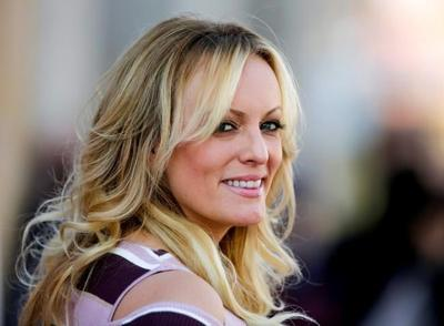 Stormy Daniels' lawyers argue for timely lawyer-fee payments