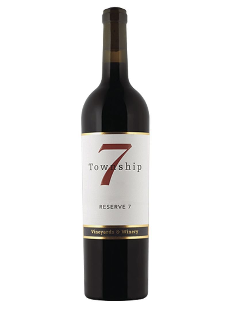Township 7 Reserve 7 2015 ($34)