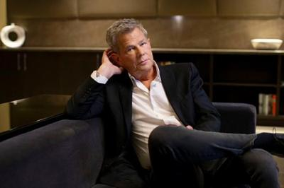 David Foster produced Celine and Whitney, but what he really wants is an EGOT