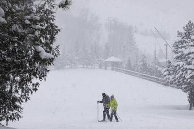 Lower visits, revenue reported as pandemic measures created unpredictable ski season