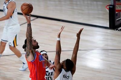 Gilgeous-Alexander scores 19 to help Thunder top Jazz 110-94