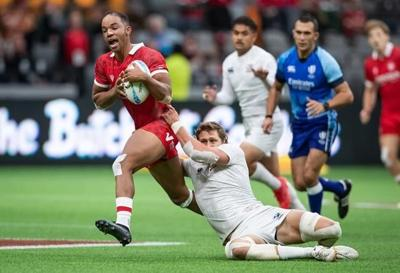Canadian men's rugby sevens team shows potential with sixth-place finish