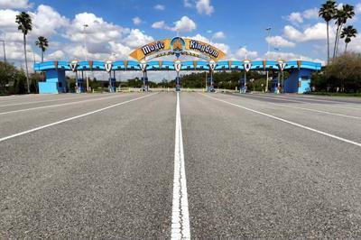 Disney World reopens as coronavirus cases surge in Florida