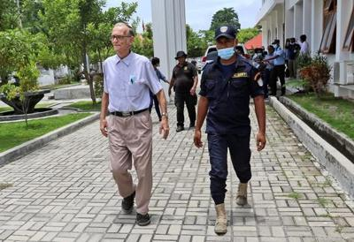 Ex-US priest on trial in East Timor on sex abuse charges