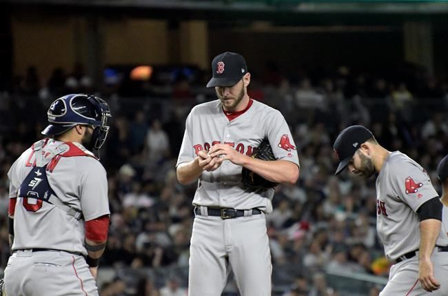 Red Sox used Apple Watch to steal Yankees' signs